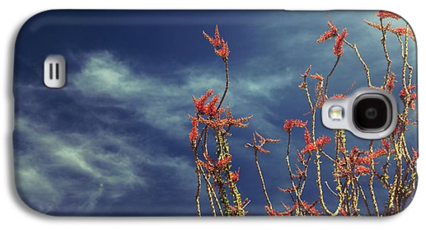 Laurie Search Photographs Galaxy S4 Cases - Like Flying Amongst the Clouds Galaxy S4 Case by Laurie Search