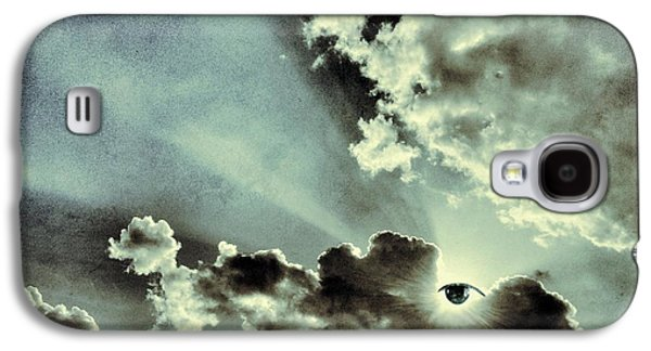 Like I Said... I Will Be Always Here For You... Galaxy S4 Case by Marianna Mills