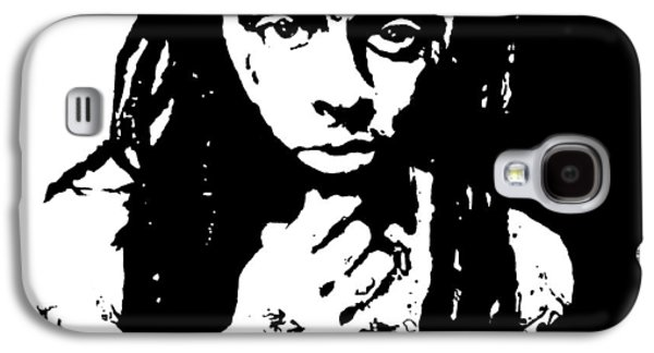 Lil Wayne Galaxy S4 Cases - Lil Wayne  Galaxy S4 Case by Cherise Foster