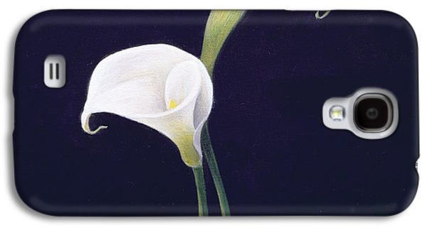 Lily Galaxy S4 Case by Lincoln Seligman