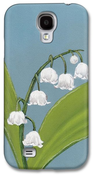 Plants Galaxy S4 Cases - Lily of the Valley Galaxy S4 Case by Anastasiya Malakhova