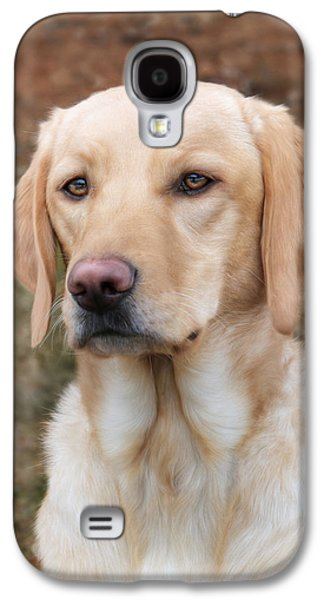 Pup Digital Art Galaxy S4 Cases - Lily of the Valley Galaxy S4 Case by Lori Deiter