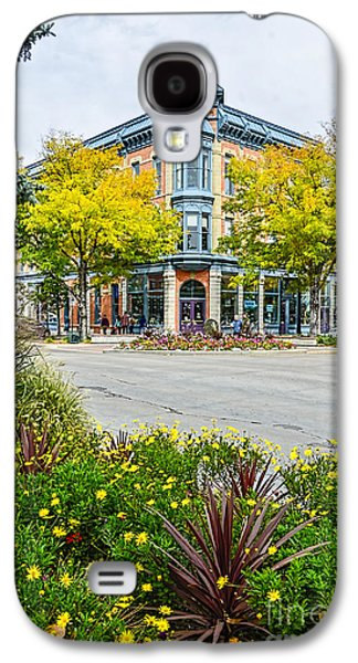 Fort Collins Galaxy S4 Cases - Linden Hotel Galaxy S4 Case by Keith Ducker