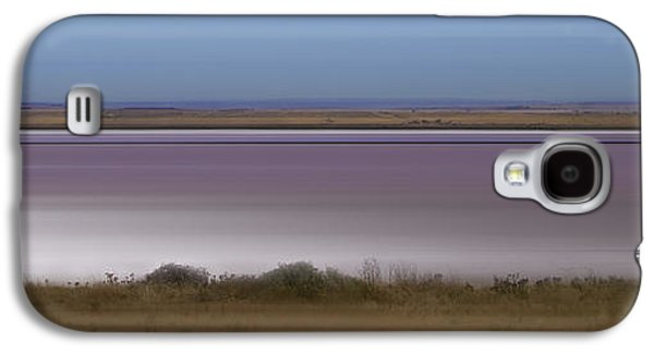 Abstract Landscape Galaxy S4 Cases - Lines in a landscape Galaxy S4 Case by Jan Pudney