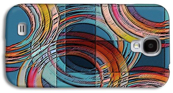 Links Galaxy S4 Case by Ben and Raisa Gertsberg