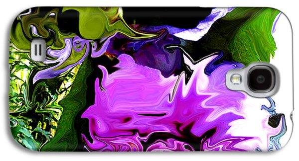 Original Art Photographs Galaxy S4 Cases - Liquid Flower Galaxy S4 Case by Gardening Perfection