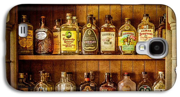 Quaker Photographs Galaxy S4 Cases - Liquor Cabinet Galaxy S4 Case by Paul Freidlund