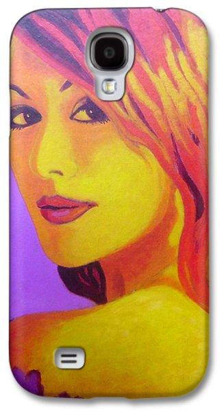 Lisa Darling IIi - The Irish Burlesque School Galaxy S4 Case by John  Nolan