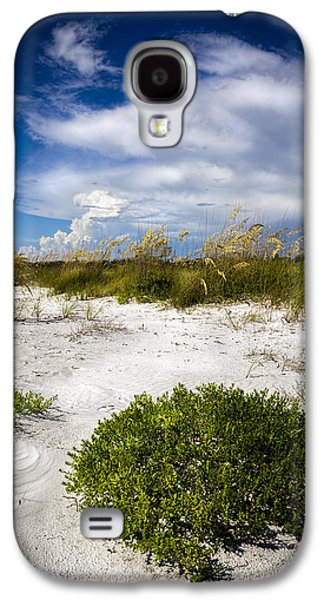 Sand Dunes Galaxy S4 Cases - Listen to the Silence Galaxy S4 Case by Marvin Spates