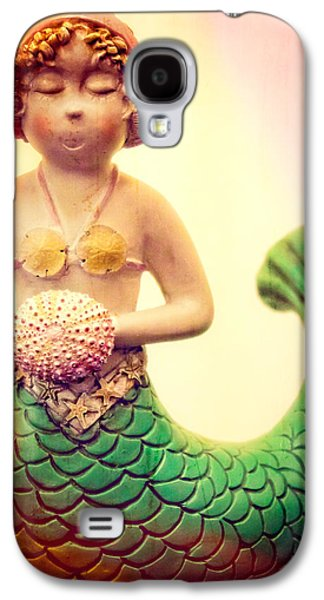 Original Photographs Galaxy S4 Cases - Little Mermaid Galaxy S4 Case by Colleen Kammerer