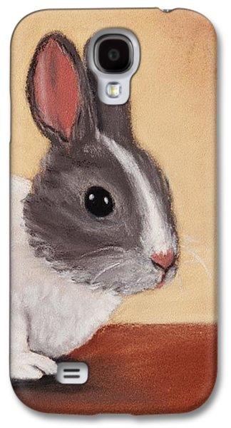 Drawing Galaxy S4 Cases - Little One Galaxy S4 Case by Anastasiya Malakhova