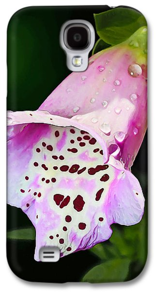 Photo Manipulation Photographs Galaxy S4 Cases - Little Trumpet Galaxy S4 Case by Bill Caldwell -        ABeautifulSky Photography