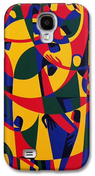 Live Adventurously Galaxy S4 Case by Ron Waddams