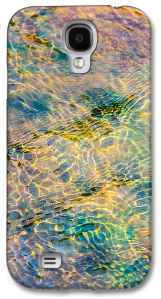 Effervescence Galaxy S4 Cases - Live Water - Featured 2 Galaxy S4 Case by Alexander Senin