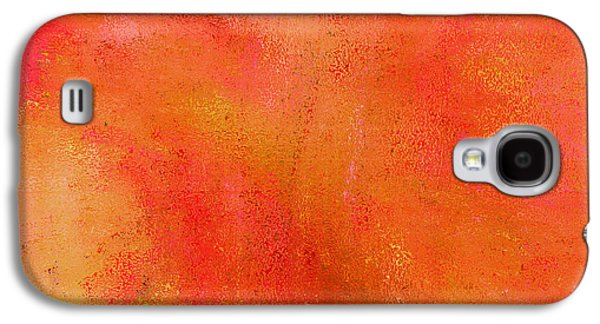 Enliven Galaxy S4 Cases - Living in a Tangerine World Galaxy S4 Case by Ann Johndro-Collins