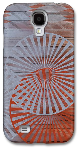 Living Spaces No 1 Galaxy S4 Case by Ben and Raisa Gertsberg