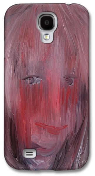 Bipolar Galaxy S4 Cases - Living With Depression Galaxy S4 Case by Isabella F Abbie Shores LstAngel Arts