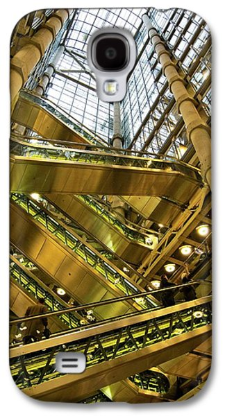 Lloyds Of London Interior Galaxy S4 Case by Mark Williamson