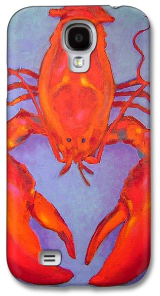 Decorative Fish Galaxy S4 Cases - Lobster Galaxy S4 Case by John  Nolan