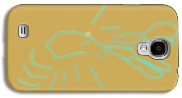 Etc. Digital Art Galaxy S4 Cases - Lobster Spirit Galaxy S4 Case by James Eye