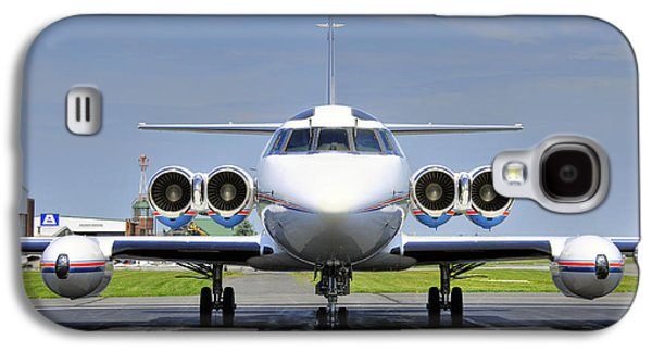 Lockheed Jetstar 2 Galaxy S4 Case by Dan Myers