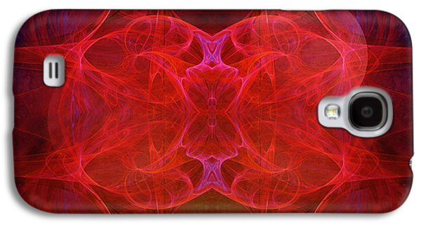Modern Abstract Photographs Galaxy S4 Cases - Lodestar Galaxy S4 Case by Edward Fielding