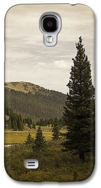 Poudre Galaxy S4 Cases - Lone Pine Galaxy S4 Case by Wayne Meyer