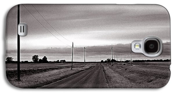 Buy Galaxy S4 Cases - Lonely Road Galaxy S4 Case by Brian Kerls
