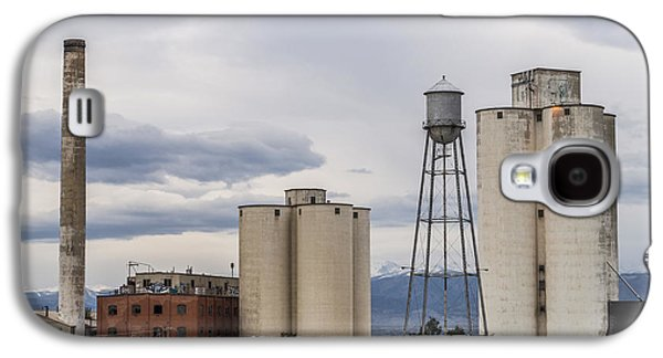Old Western Photos Galaxy S4 Cases - Longmont Sugar Mill Galaxy S4 Case by Aaron Spong