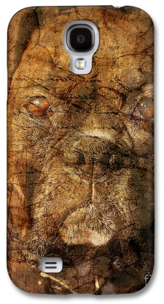 Recently Sold -  - Boxer Digital Galaxy S4 Cases - Look into my Eyes Galaxy S4 Case by Judy Wood