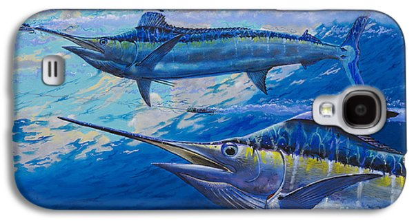 Lookers Off0019 Galaxy S4 Case by Carey Chen