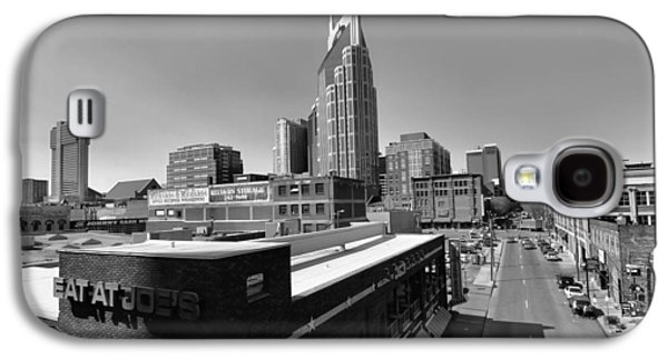 Looking Down On Nashville Galaxy S4 Case by Dan Sproul