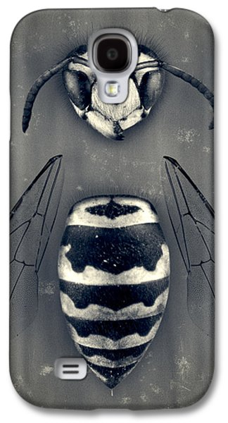 Abstract Digital Photographs Galaxy S4 Cases - Looking Down Upon Myself Galaxy S4 Case by Adam Romanowicz