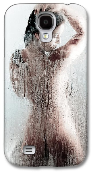 Hair-washing Galaxy S4 Cases - Looking Through The Glass 4 Galaxy S4 Case by Jt PhotoDesign
