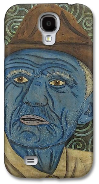 Disorder Paintings Galaxy S4 Cases - Lorenzo Fugate Galaxy S4 Case by Eric Cunningham