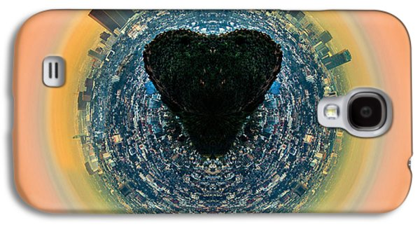 United Photographs Galaxy S4 Cases - Los Angeles Circagraph 1 Galaxy S4 Case by Az Jackson