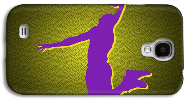 Kobe Galaxy S4 Cases - Los Angeles Lakers Kobe Bryant2 Galaxy S4 Case by Joe Hamilton