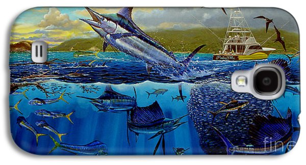 Wahoo Galaxy S4 Cases - Los Suenos Galaxy S4 Case by Carey Chen