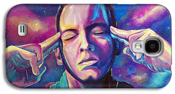 Eminem Paintings Galaxy S4 Cases - Lose Yourself Galaxy S4 Case by Tim Hazelton