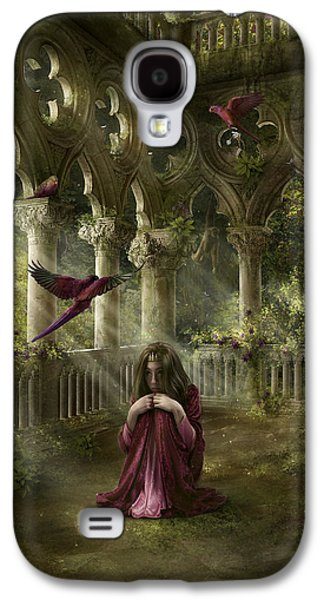 Lost Galaxy S4 Case by Cassiopeia Art