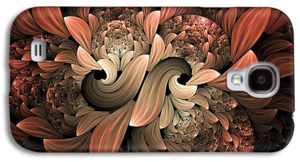 Lost In Dreams Abstract Galaxy S4 Case by Georgiana Romanovna