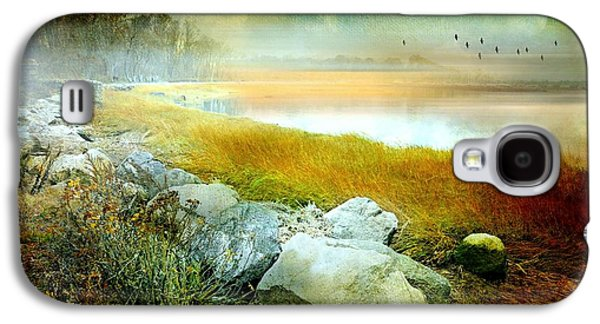 Connecticut Landscape Galaxy S4 Cases - Lost In Your Love Galaxy S4 Case by Diana Angstadt