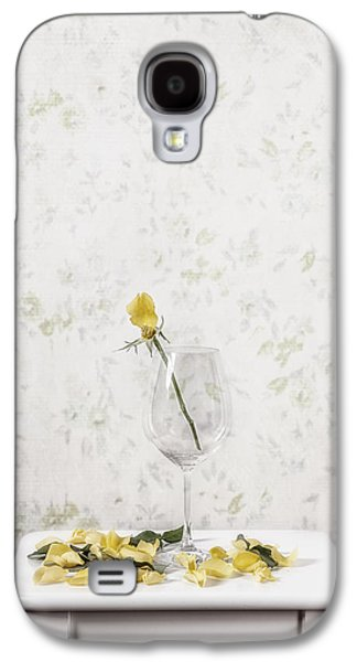 Petals Galaxy S4 Cases - Lost Petals Galaxy S4 Case by Joana Kruse