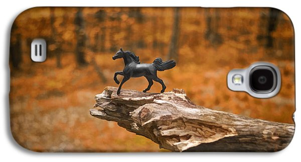 Breed Digital Galaxy S4 Cases - Lost Toy In The Woods Galaxy S4 Case by Jeff  Gettis