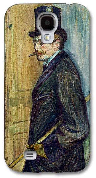 Three Quarter Length Galaxy S4 Cases - Louis Pascal Galaxy S4 Case by Henri de Toulouse-Lautrec