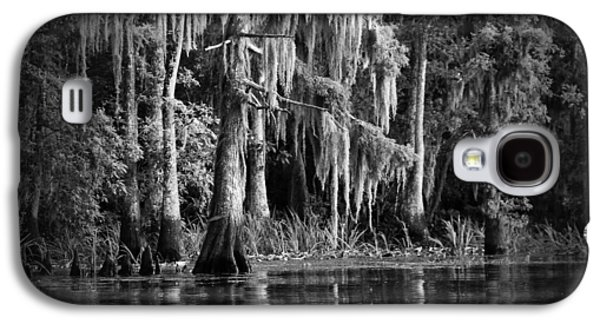 Louisiana Photographs Galaxy S4 Cases - Louisiana Bayou Galaxy S4 Case by Mountain Dreams