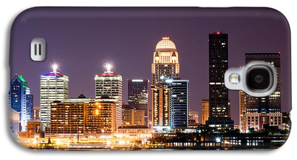 Glow Photographs Galaxy S4 Cases - Louisville 1 Galaxy S4 Case by Amber Flowers