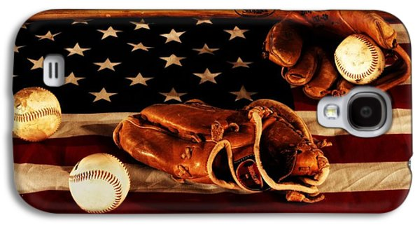 Louisville Slugger Galaxy S4 Case by Dan Sproul