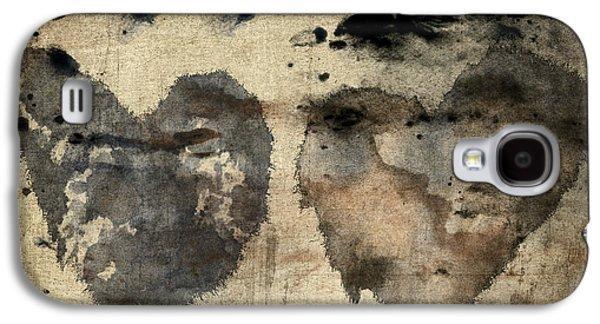 Love Abides Galaxy S4 Case by Carol Leigh