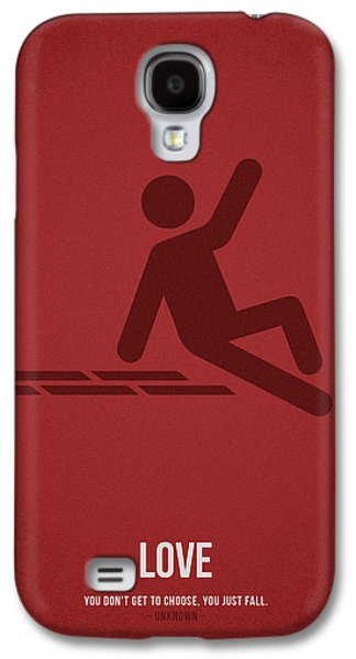 Engaging Galaxy S4 Cases - Love Galaxy S4 Case by Aged Pixel
